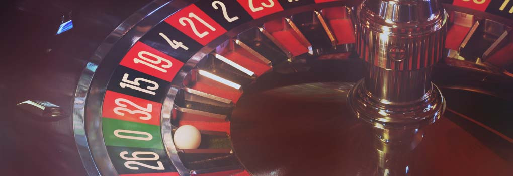 A photo of a roulette wheel